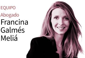 Abogada Francina Galmés Meliá